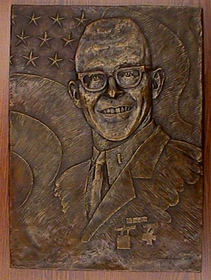 Lee Roy Herron plaque