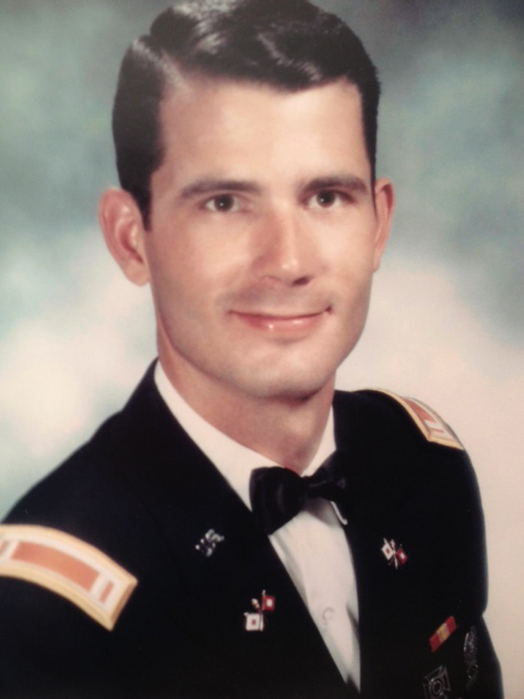 Military portrait of Capt. Joe Murfee, III