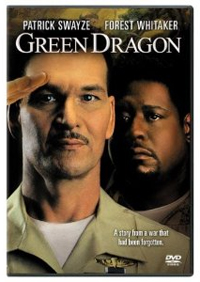 Green Dragon DVD Cover