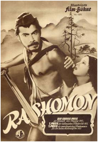 Rashomon Movie Poster