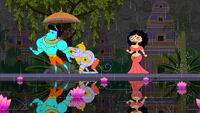 Scene from Sita Sings the Blues