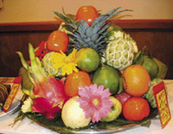 Five Fruit Tray
