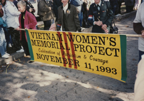 Vietnam Women's Memorial Project