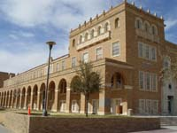 Texas Tech University Math Building