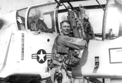 Major Marshall G. Harrison, USAF Vietnam 1970.: Marshall Harrison Collection [VA039263]