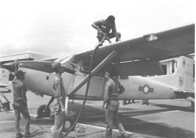 VA002724  Nha Trang Air Training Center, South Vietnam 1969  Douglas Pike Photograph Collection