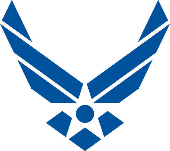 Air Force wings logo
