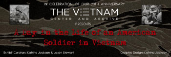 A Day in the Life of an American Soldier in Vietnam
