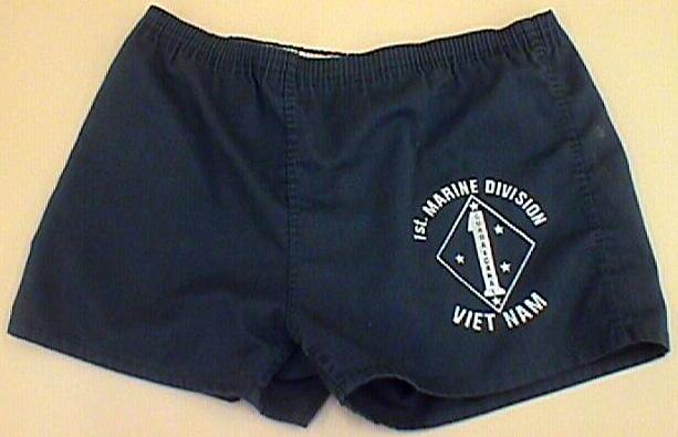 1st Marine Division shorts