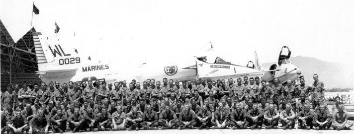Marine Attack Squadron 311, Marine Air Group 12, Chu Lai, I Corps, Vietnam