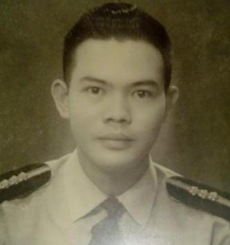 Nguyen Dinh Phuc, Khuc's first husband