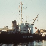 Coast Guard vessel.