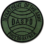 DASPO unit patch